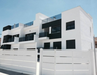 Bungalow - New Build - Pilar de la Horadada - Torre de la Horadada