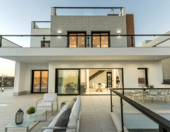 Villa - New Build - Orihuela Costa - Campoamor