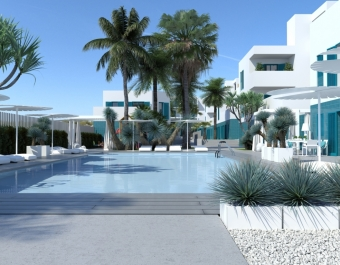 Bungalow - New Build - Orihuela Costa - Playa Flamenca